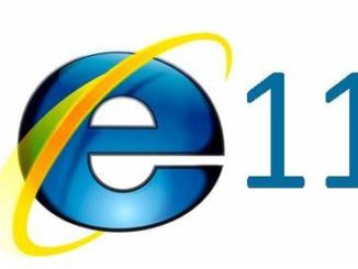 Logo Internet Explorer 11