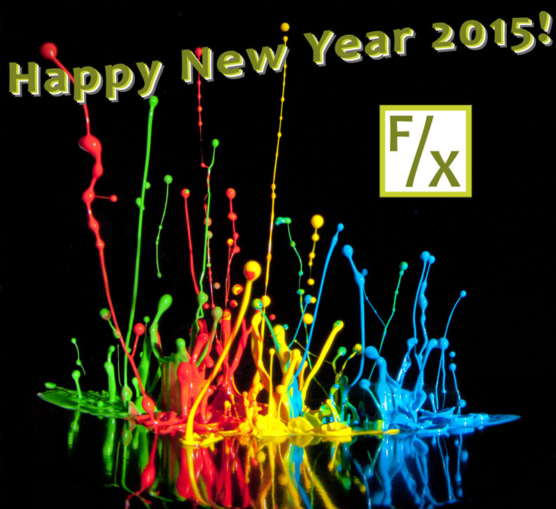 F/X Web Consulting wünscht ein gutes neues Jahr!