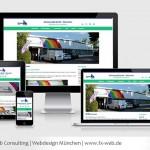 Die brandneue Website der Schoenwald GmbH im Responsive Web Design