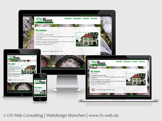 Screenshot der Kundenreferenz dachdecker-muenchen.info im Responsive Webdesign