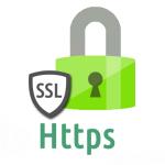 HTTPS-gesicherte Verbindung