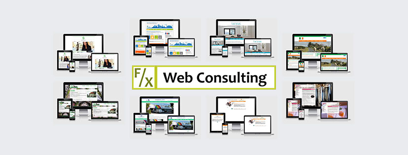 F/X Web Consulting - Referenzen