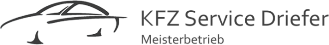 Logo KFZ Service Driefer