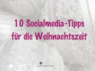 10 Social-Media-Tipps-Weihnachten
