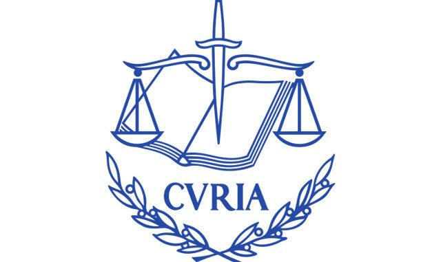 Logo EuGH