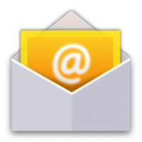 Android Mail Icon
