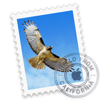 Apple Mac Mail Icon