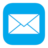 Apple iOS Mail Icon